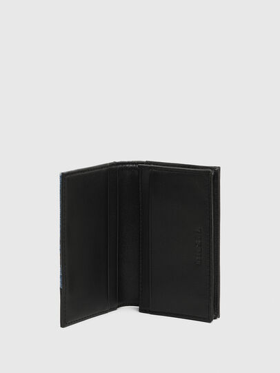 Diesel - DUKEZ, Black/Blue - Card cases - Image 3