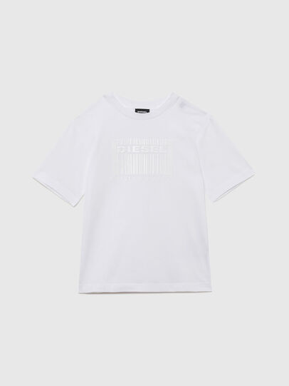 Diesel - TUDERCODE OVER,  - T-shirts and Tops - Image 1