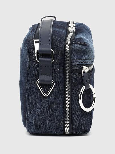 Diesel - FUTURAH II, Blue - Crossbody Bags - Image 3