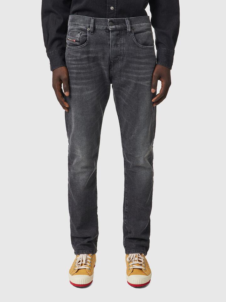 D-Viker Straight Jeans 09B42,