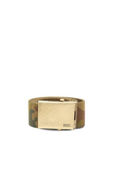 Camouflage tape belt