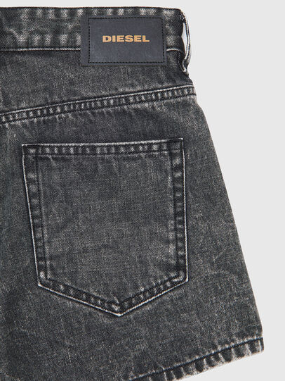 Diesel - D-ISI-SHORT, Negro - Shorts - Image 4
