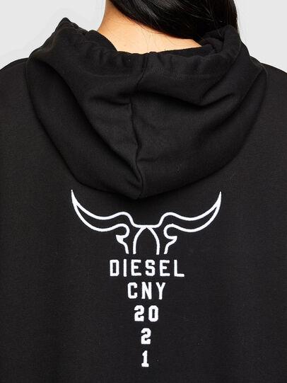 Diesel - CL-D-ILSE-O, Black - Dresses - Image 3