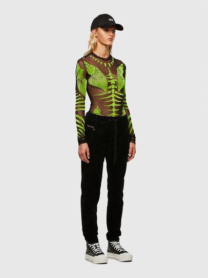 Diesel - Krailey JoggJeans® 069TB, Black/Dark Grey - Jeans - Image 5
