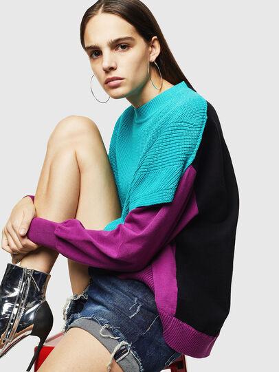 Diesel - M-NEXY, Multicolor - Sweaters - Image 4