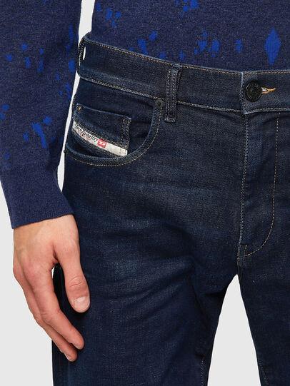 Diesel - D-Strukt Slim JoggJeans® Z69VI, Dark Blue - Jeans - Image 4