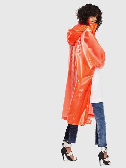 Diesel - G-TAKY-A, Orange - Jackets - Image 5