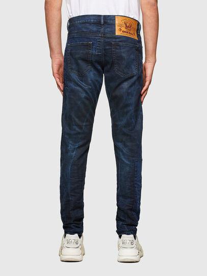 Diesel - D-Strukt Slim JoggJeans® 069TY, Dark Blue - Jeans - Image 2