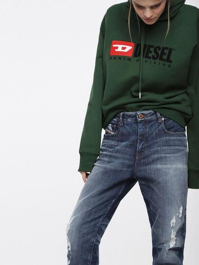 Diesel - Candys JoggJeans 084YH, Medium Blue - Jeans - Image 3