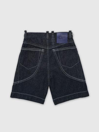 Diesel - PR-PT01A, Dark Blue - Shorts - Image 2