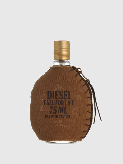 Diesel - FUEL FOR LIFE MAN 75ML, Brown - Fuel For Life - Image 1