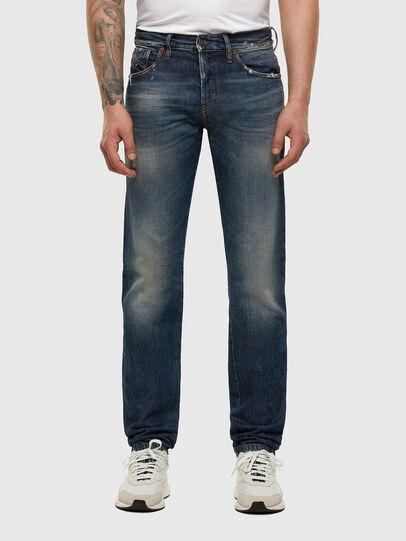 Diesel - D-Kras Slim Jeans 009EW, Dark Blue - Jeans - Image 1