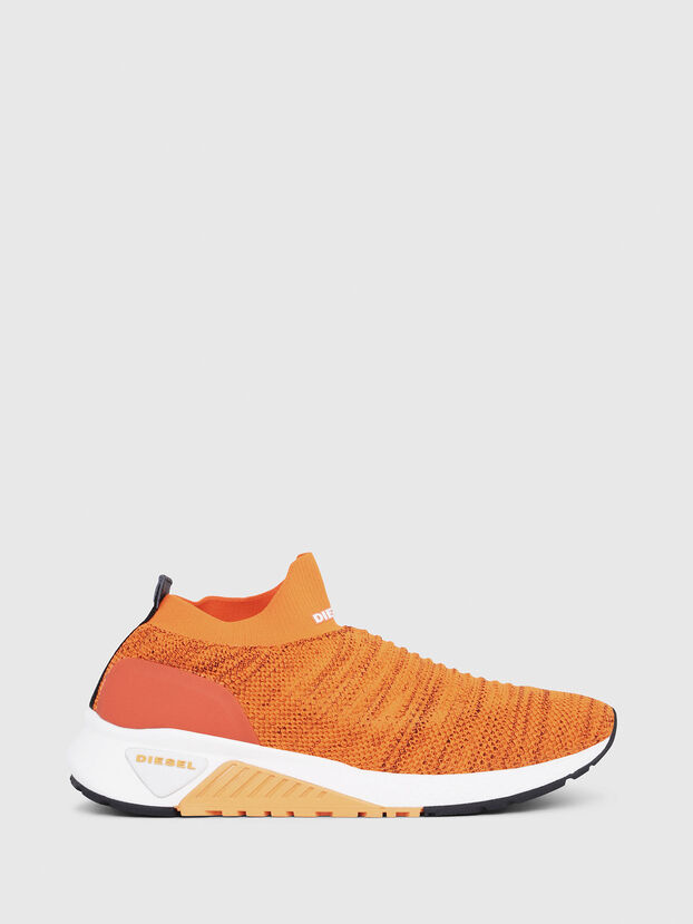 S-KB ATHL SOCK, Orange - Sneakers