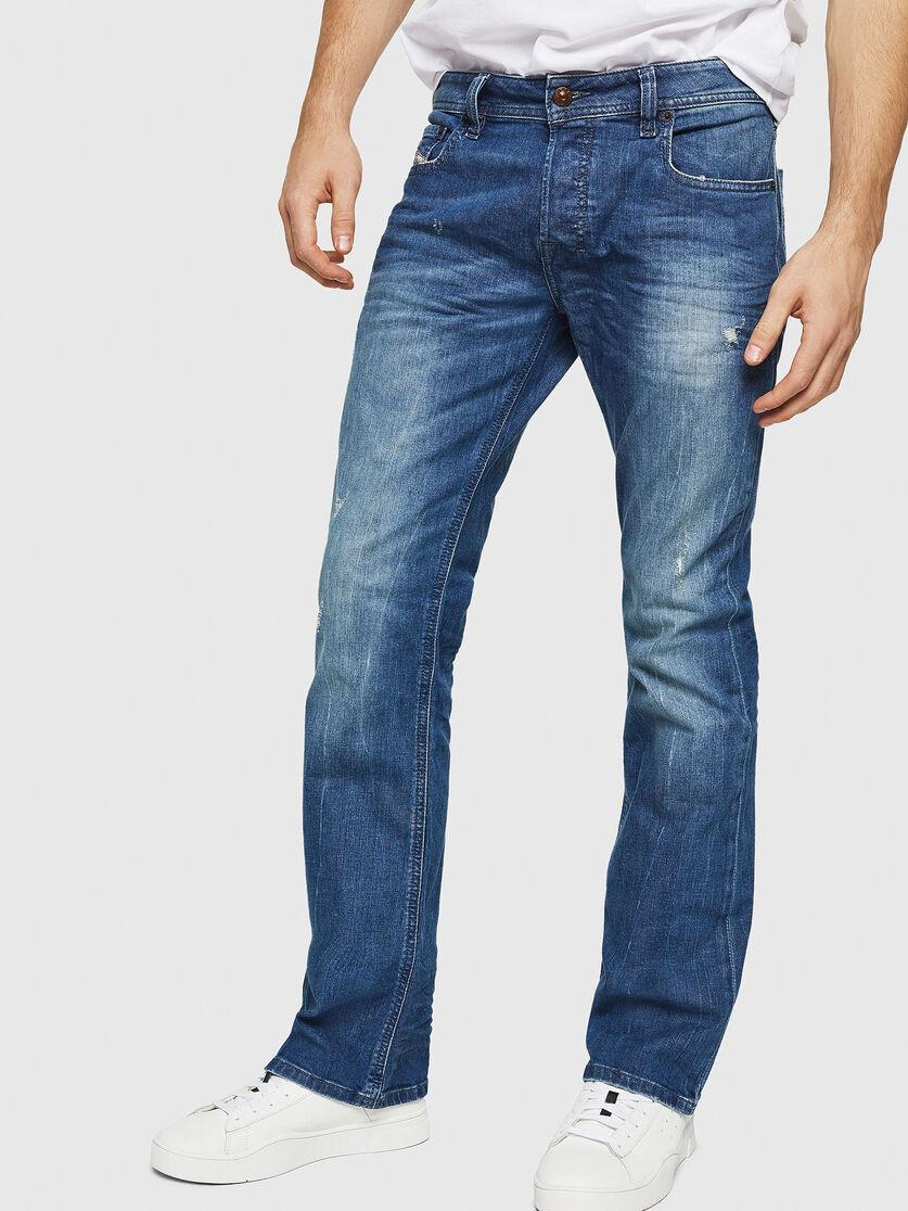 united kingdom cheap for discount online for sale ZATINY C84KY Men: Bootcut Medium blue Jeans | Diesel