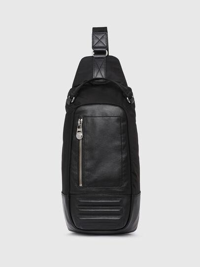 Diesel - BOHIO BU, Black - Backpacks - Image 6