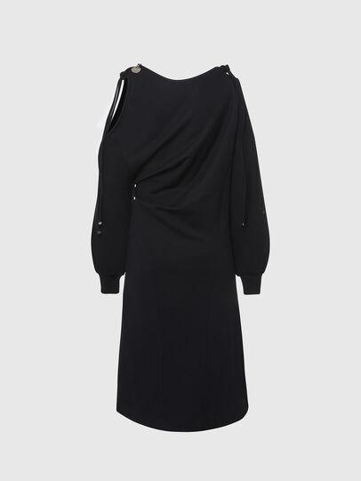 Diesel - D-REVERT, Black - Dresses - Image 2