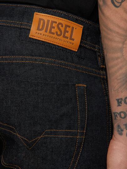 Diesel - Zatiny Bootcut Jeans 009HF, Dark Blue - Jeans - Image 4