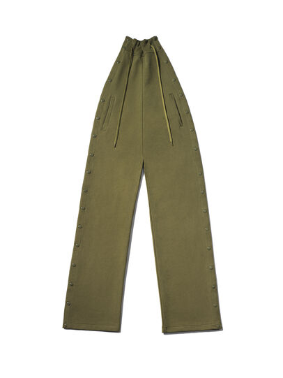 Diesel - GMPT02, Military Green - Pants - Image 1