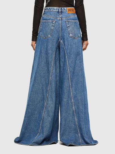 Diesel - D-Spritzz 009IJ, Medium Blue - Jeans - Image 2