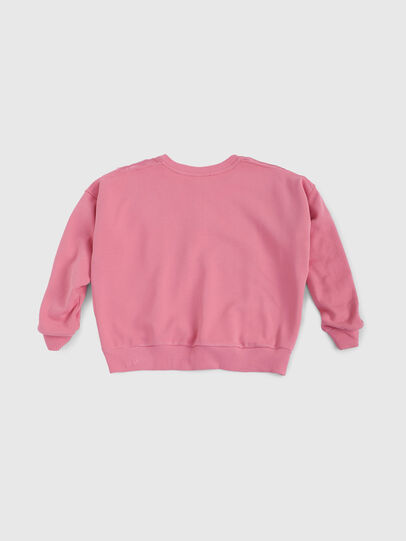 Diesel - SFTARAP, Pink - Sweatshirts - Image 2