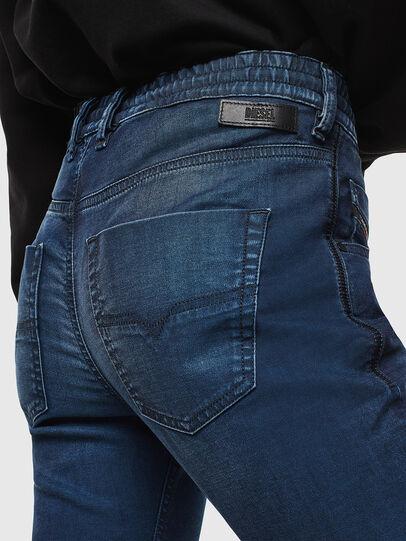 Diesel - Krailey JoggJeans 069KM, Dark Blue - Jeans - Image 4