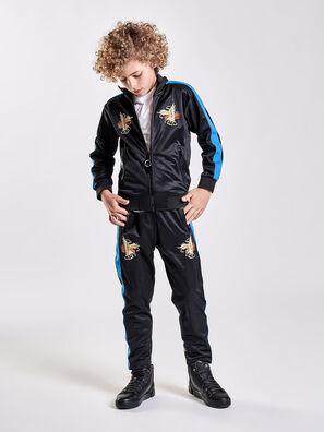 PRUSSYM, Black/Blue - Pants