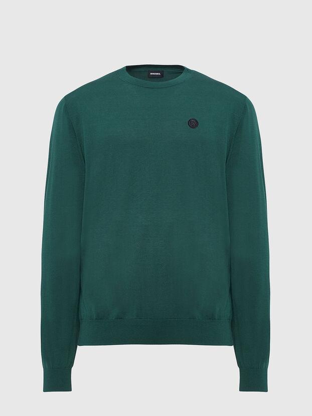 K-CROFT, Dark Green - Sweaters