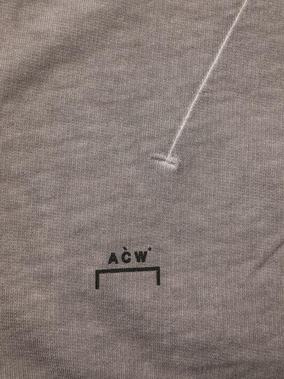 Diesel - ACW-SW01, Grey - Sweatshirts - Image 3