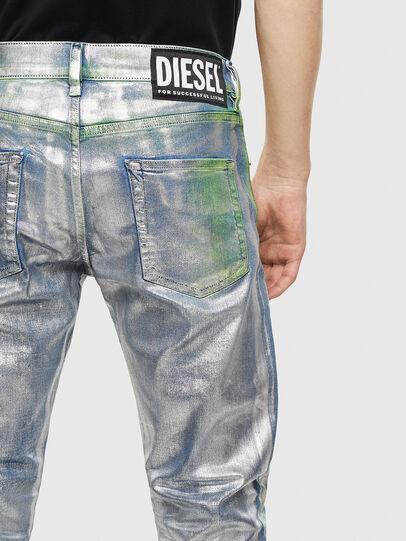 Diesel - D-Strukt 069LU, Medium Blue - Jeans - Image 5