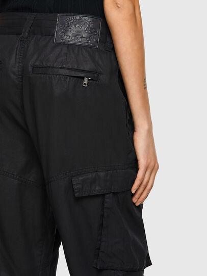Diesel - D-Emma Boyfriend Jeans 069WX, Black/Dark Grey - Jeans - Image 4