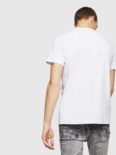 Diesel - T-DIEGO-B6,  - T-Shirts - Image 2
