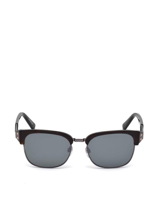 DL0235, Brown - Sunglasses