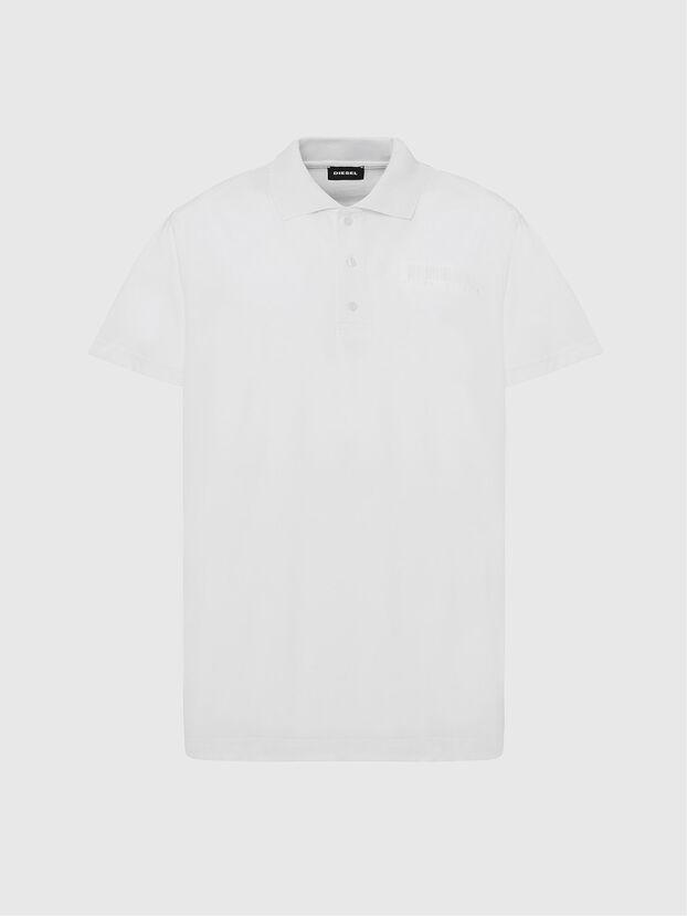 T-WARREL, White - Polos