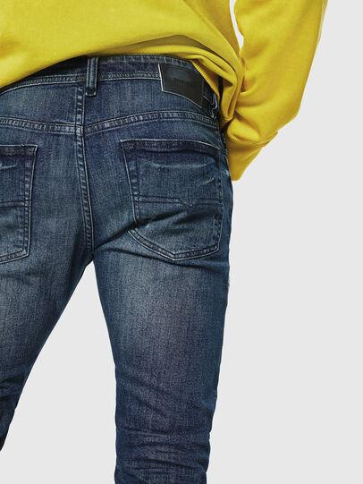 Diesel - Buster CN021, Medium Blue - Jeans - Image 4
