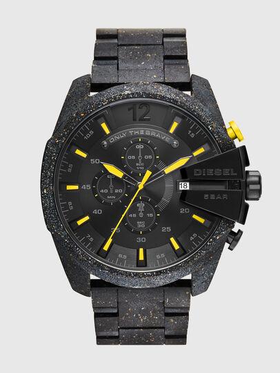 Diesel - QUARTZ/CHRONO, Black/Yellow - Timeframes - Image 1