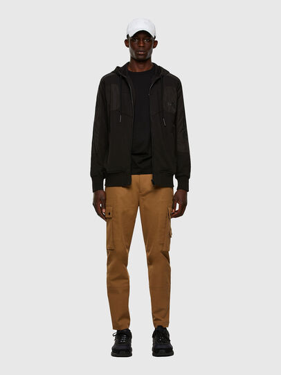 Diesel - P-FREDDY, Light Brown - Pants - Image 1