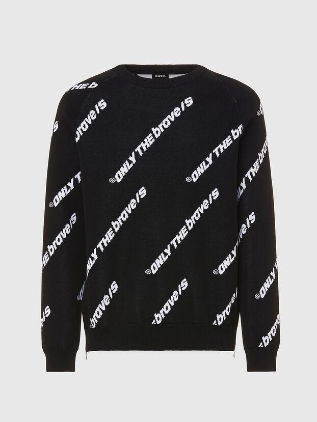 K-DAVIS, Black - Sweaters