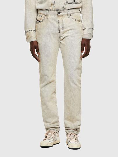 Diesel - D-Kras Slim Jeans 09A53, White - Jeans - Image 1