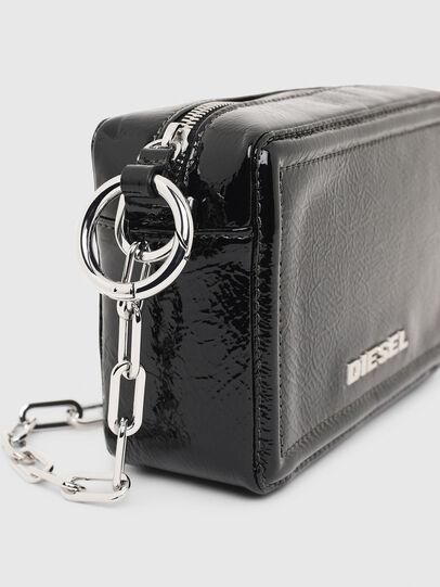 Diesel - ROSA' PCHAIN, Black - Crossbody Bags - Image 5