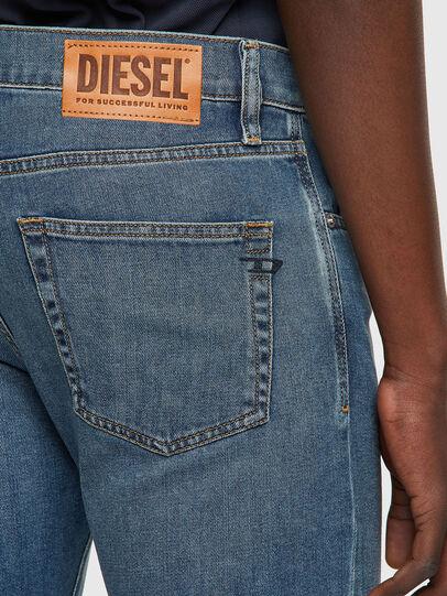 Diesel - D-Strukt Slim Jeans 009EI, Medium Blue - Jeans - Image 3