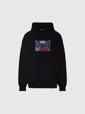S-UMMEREL, Black - Sweatshirts