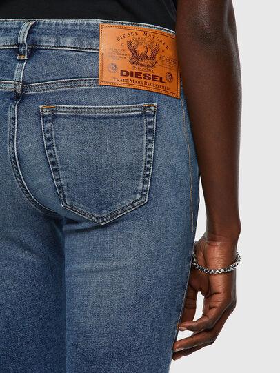 Diesel - D-Ollies Slim JoggJeans® 069XA, Medium Blue - Jeans - Image 4