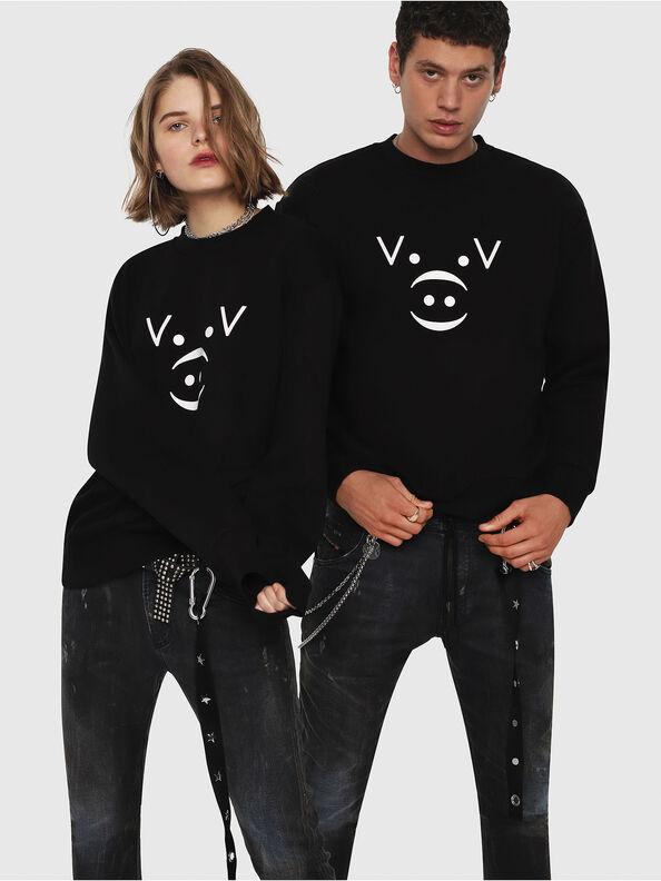 CL-SNOR, Black - Sweatshirts