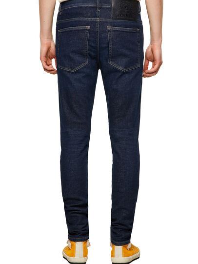 Diesel - D-Amny Skinny JoggJeans® Z69VI, Dark Blue - Jeans - Image 2