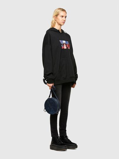 Diesel - OPHITE, Dark Blue - Crossbody Bags - Image 7