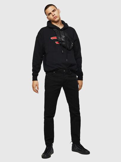Diesel - Larkee-Beex 0688H, Black/Dark Grey - Jeans - Image 5