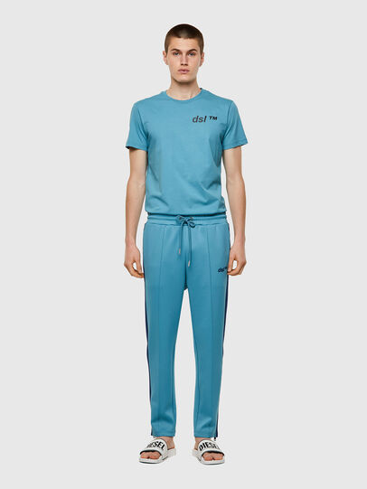 Diesel - P-CHROMY, Azul - Pantalones - Image 5