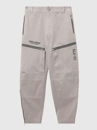 Green Label workwear pants