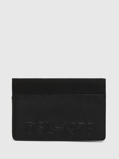 Diesel - ORGANIESEL, Black - Small Wallets - Image 1