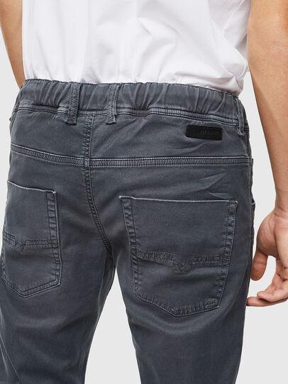 Diesel - Krooley JoggJeans 0670M, Dark Grey - Jeans - Image 5